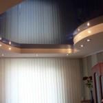 Натяжные потолки в Хрущёвке