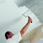Как-покрасить-потолок-из-гипсокартона