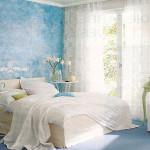 Обои для спальни: идеальный выбор цвета