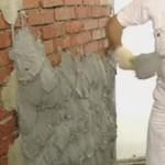 Как правильно оштукатурить поверхность
