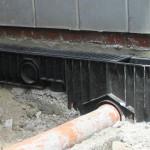 Фундамент, его гидроизоляция. Водоотвод от дома