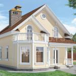 Внутренняя планировка дома