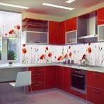 Скинали - яркая защита для кухни