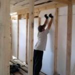 Использование пенопласта в строительстве