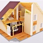 Популярность строительства каркасных домов