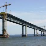 Установлены окончательные сроки строительства Керченского моста