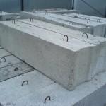 Бетонные фундаментные блоки
