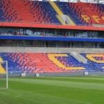 В Москве закончилось строительство стадиона ЦСКА