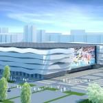 Власти Белгорода  вновь перенесли сроки  строительства  арены для волейбольного клуба