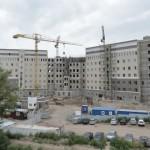 Глава Хакасии проверил, на каком этапе строительства находится перинатальный центр