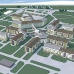 На Камчатке подходит  к концу строительство хирургического отделения новой больницы