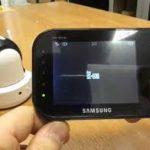 Wi-Fi видеоняня Samsung SEW-3053WP
